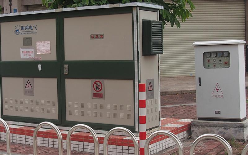 中山电力安装工程强电箱安装注意事项