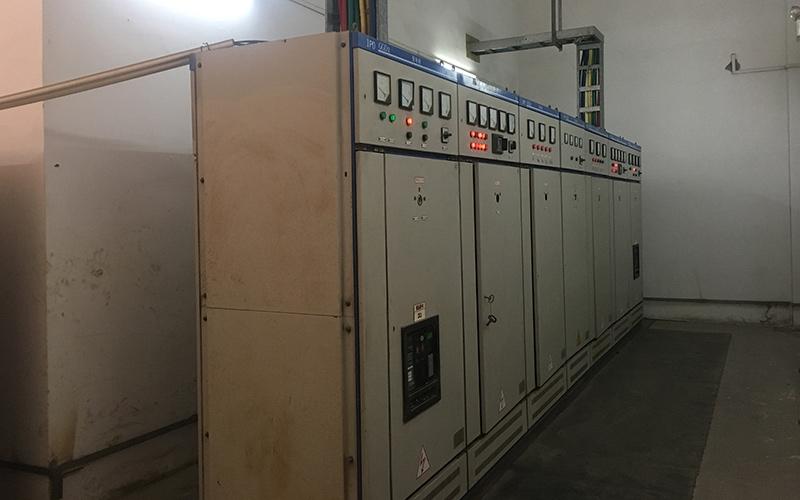 中山水电安装工程之文明施工